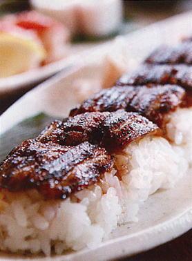 播州名物-穴子寿司